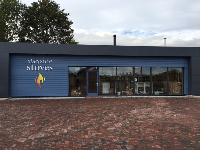 Inverurie Speyside Stoves Aberdeenshire