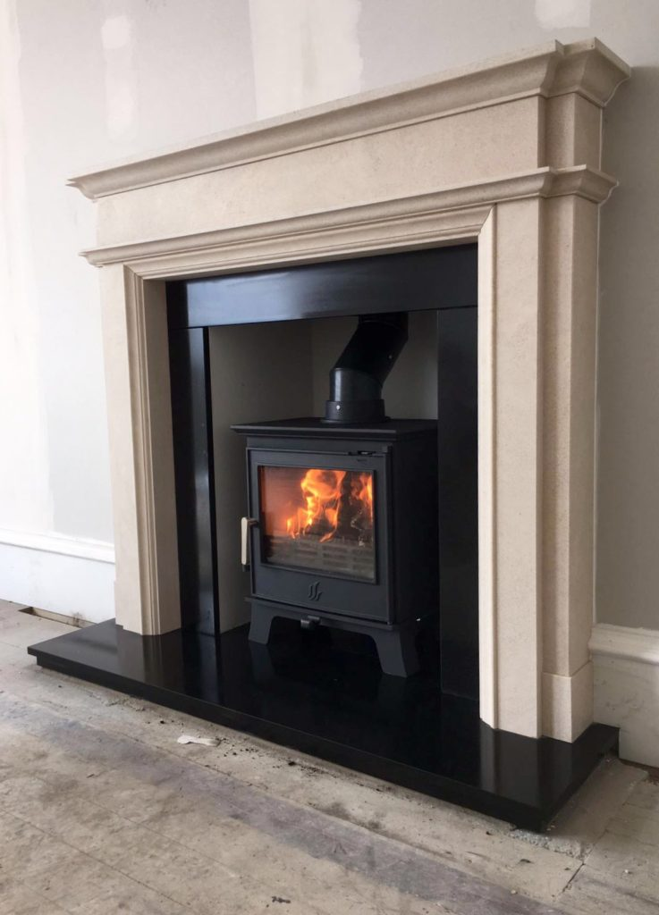 Installation Speyside Stoves Wood Fired Electric