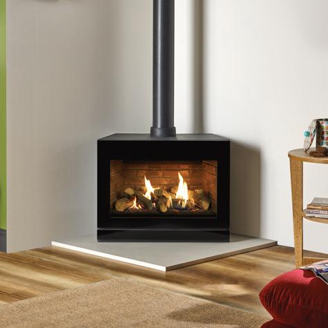 gazco Riva gas stove elgin inverurie keith scotland